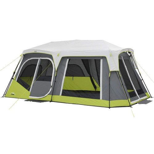 CORE Two Room 12 Person Cabin Tent