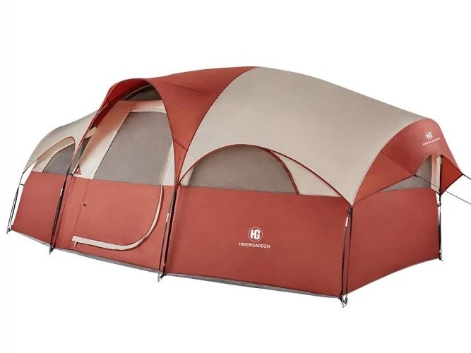 TOMOUNT 8 Person Camping Cabin Tent