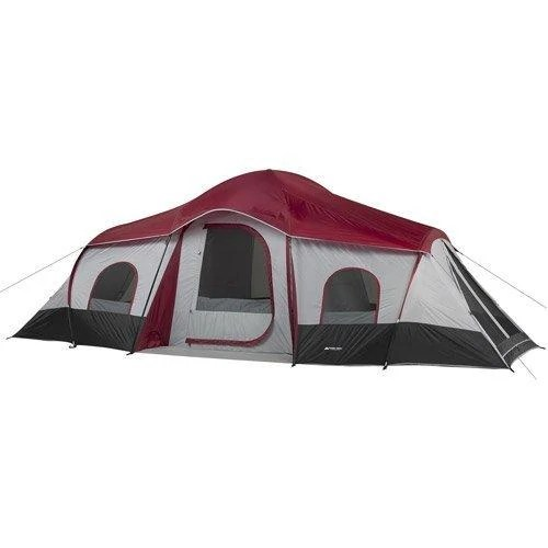 Ozark Trail 10 Person 3 Room XL Tent