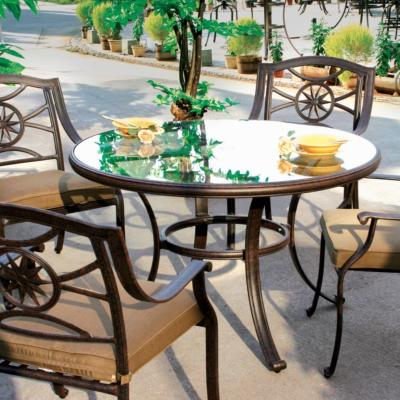 Darlee Ten Star 5 Piece Patio Dining Set