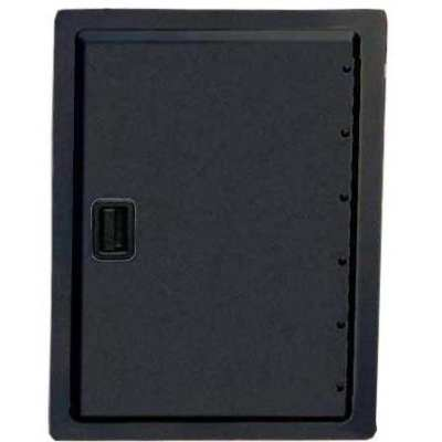Fire Magic Legacy 17-Inch Black Single Access Door