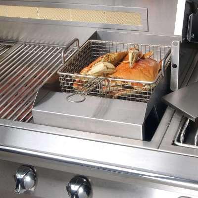 Alfresco Steamer Fryer