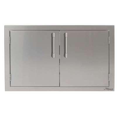 Alfresco 36-Inch Double Access Doors