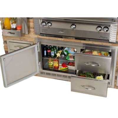 Alfresco Outdoor Kitchen Storage