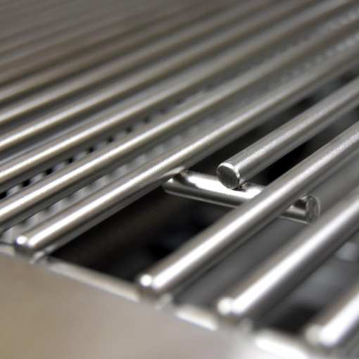 American Outdoor Grill 30-Inch 3-Burner Gas Grill - Stainless Steel Cooking Grids