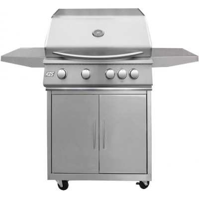 RCS Premier Series 32-Inch Propane Gas Freestanding Grill