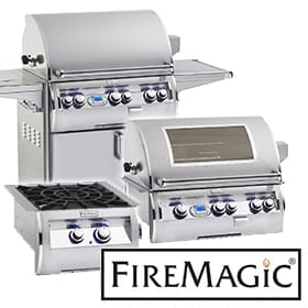 fire magic gas grills at the outdoor store