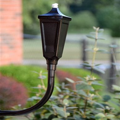 Starlite Patio Gold Vein Classic Sconce Torches