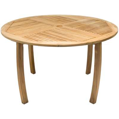 Royal Teak Collection Dolphin Round Table