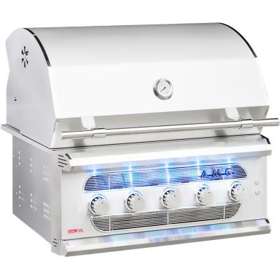 American Muscle Grill 36-Inch Grill