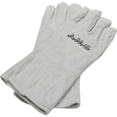 American Muscle Grill Leather Cooking Gloves