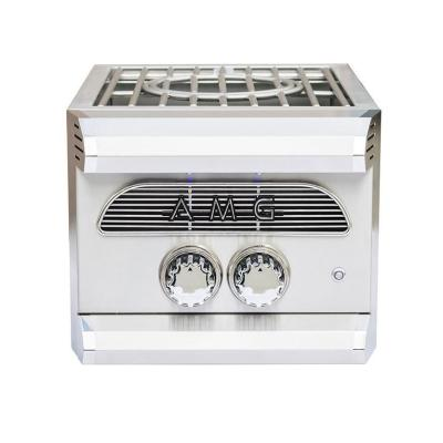 American Muscle Grill Natural Gas Power Burner