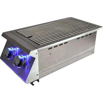 RCS Premier LED Series Propane Double Side Burner