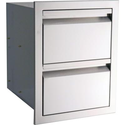 RCS Valiant 17-Inch Double Access Drawer