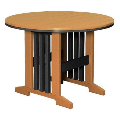 Finch Keystone 60-Inch Round Dining Table