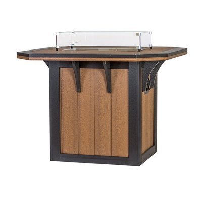 Finch SummerSide 48-Inch Counter Fire Table