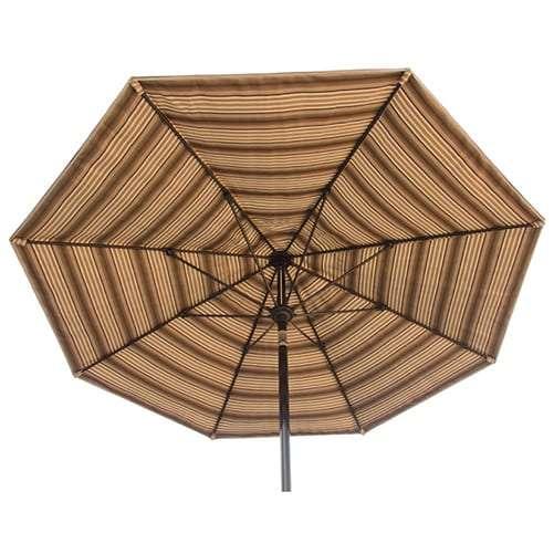 Finch 7-Foot Aluminum-Framed Umbrella