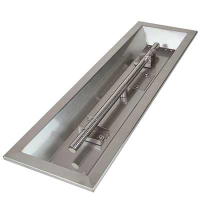 Athena Linear Burner Pan