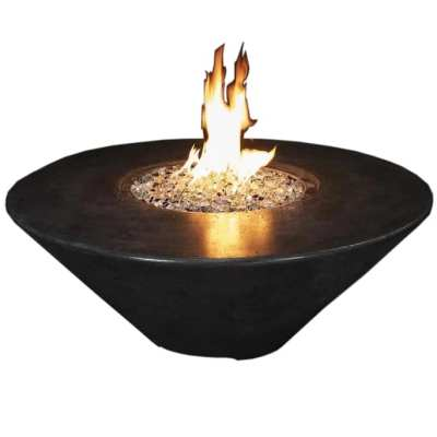 Athena Olympus Round Fire Table