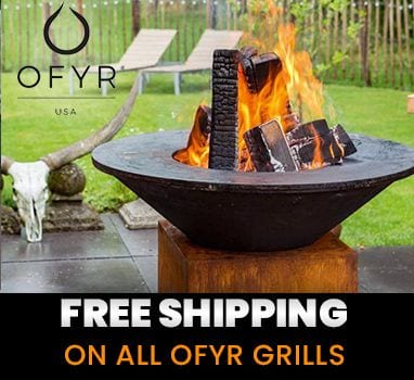 ofyr grills free shipping