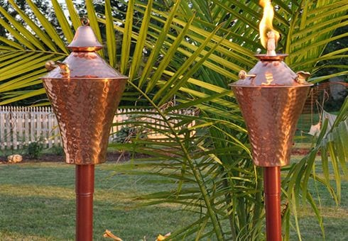 patio torches