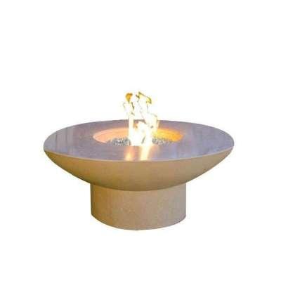 American Fyre Designs Lotus Chat Table