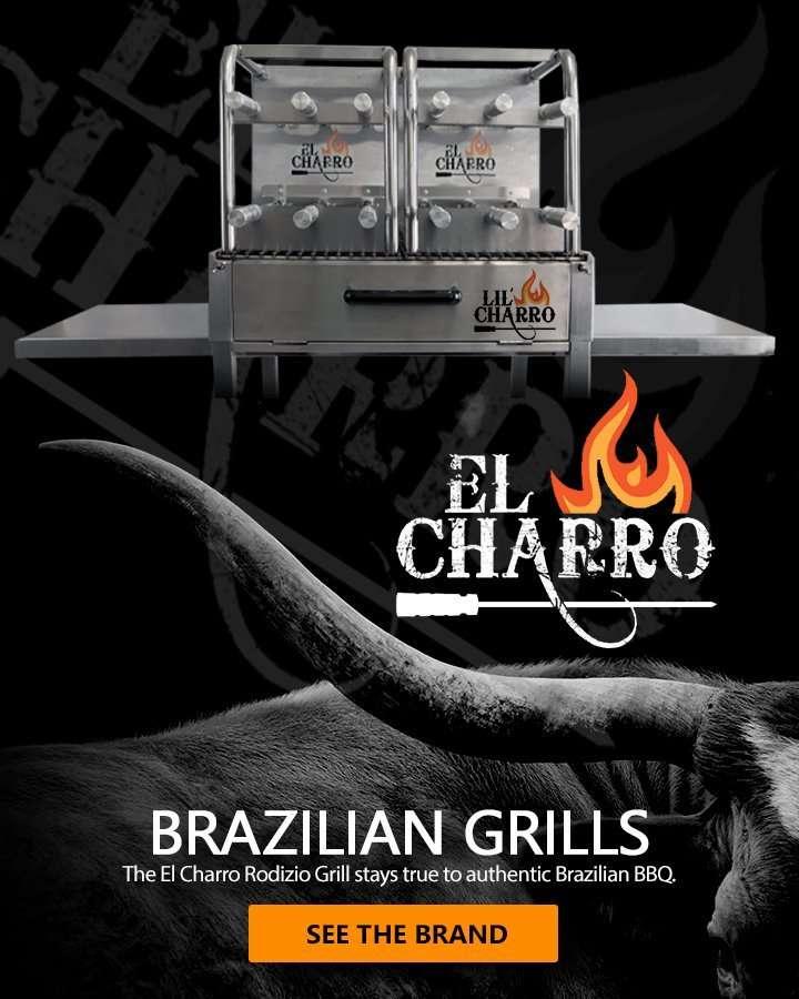 el charro brazilian grills at the outdoor store