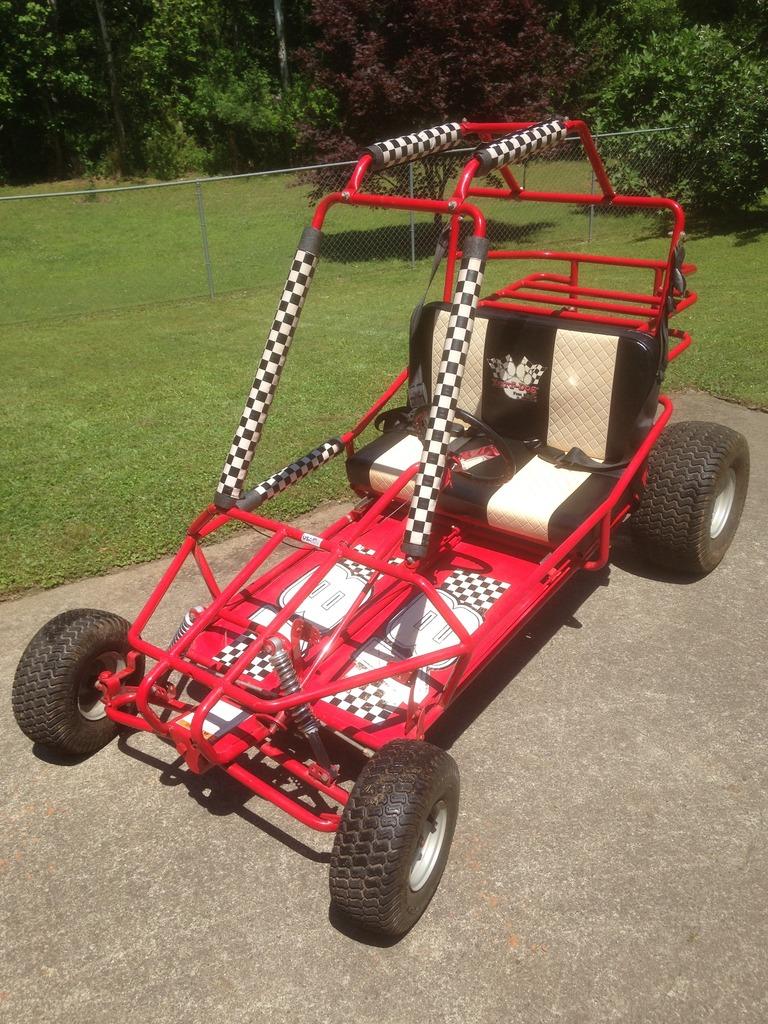 Yerf Dog 3203 Off Road Go Kart For Sale Or Trade Old Ads