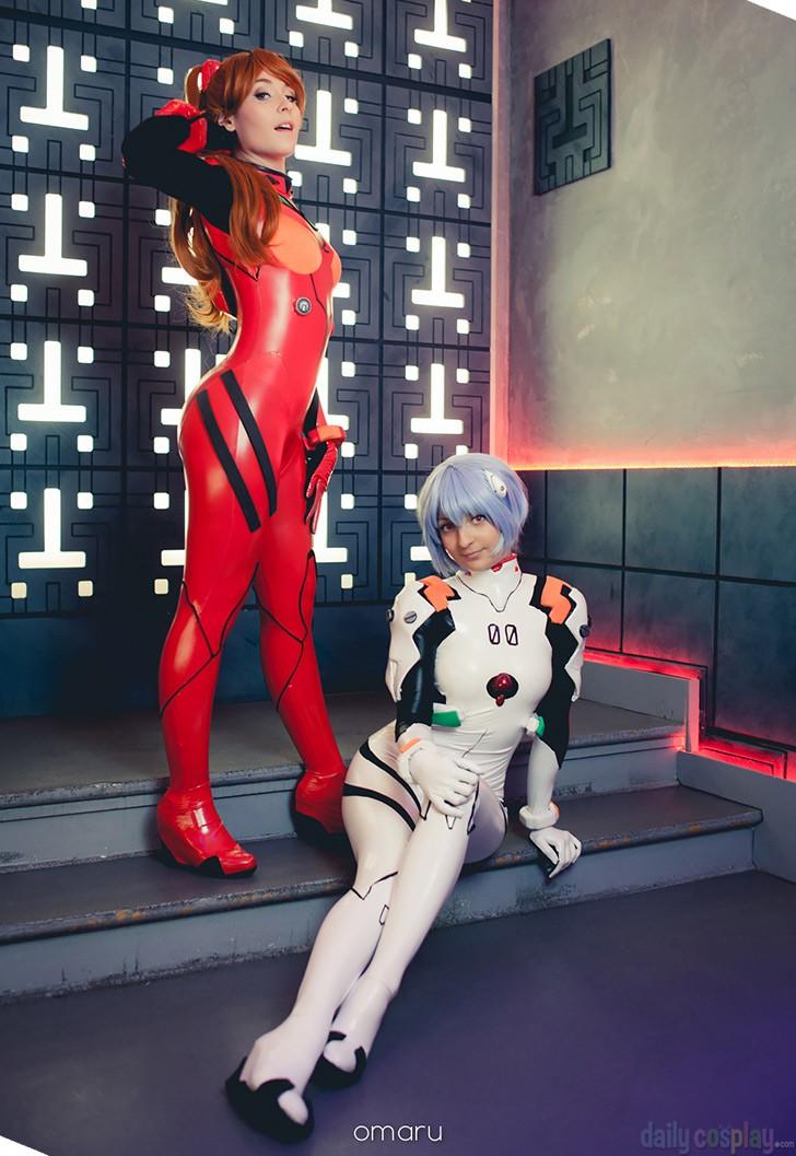 Asuka Langley Soryu Plugsuit 惣流・アスカ・ラングレー from Neon Genesis Evangelion 新世紀エヴァンゲリオン