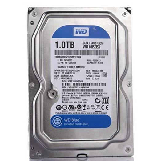 WESTERN-DIGITAL-WD10EZEX-Caviar-Blue-1TB-7200RPM-64MB-cache-SATA-6-0Gb-s-3-5-internal
