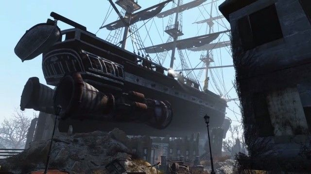 fallout 4 boat