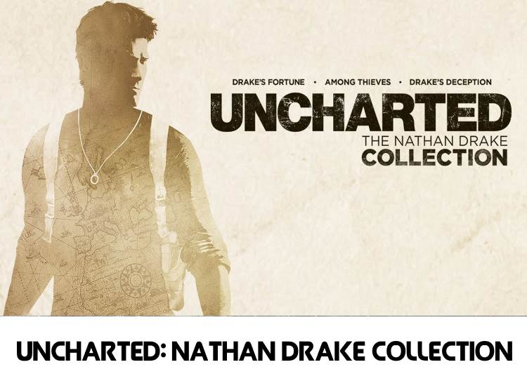 goty-Uncharted Nathan Drake Collection