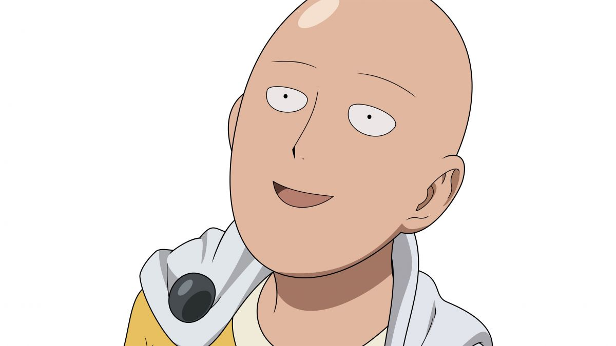 One Punch Saitama Images - Anime Review - ONE PUNCH MAN
