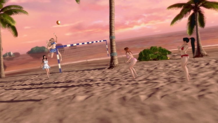 DEAD OR ALIVE Xtreme 3 Fortune__5