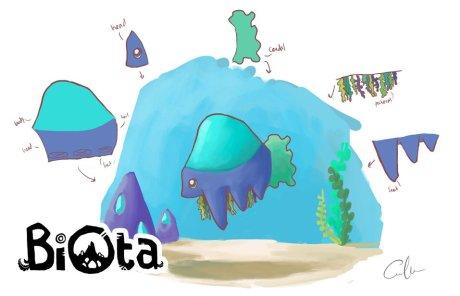fish-evolution-concept