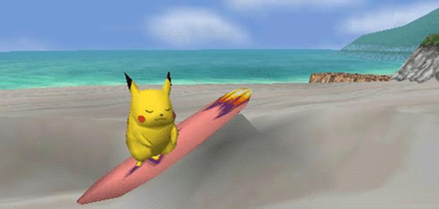 pokemon-snap-pikachu-surf