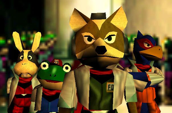 star-fox-64-ending