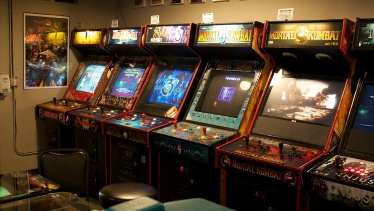 Still up and thriving, The Galloping Ghost Arcade - www.gallopingghostarcade.com