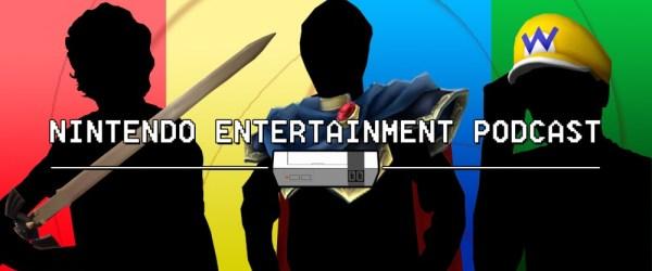 Nintendo Entertainment Podcast Banner