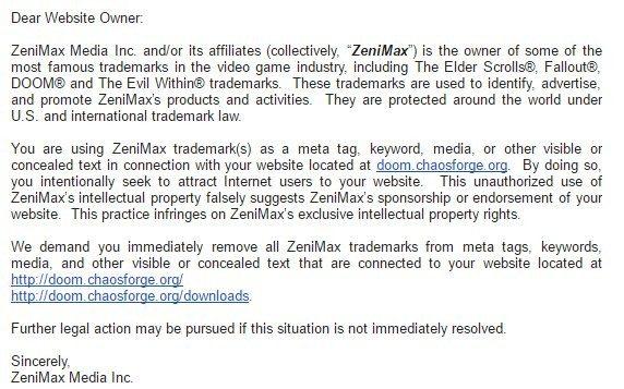 zenimax-doomrl-take