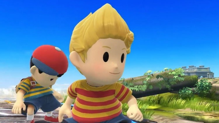 Lucas Mother 3
