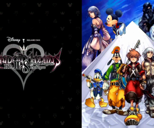 Kingdom Hearts - Header