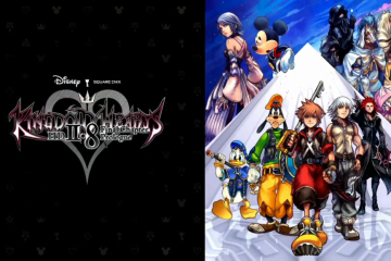 Kingdom Hearts - Header