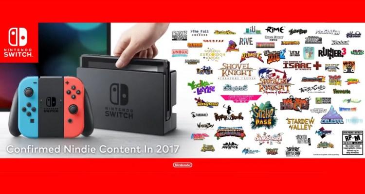 Nintendo Switch Nindie Showcase