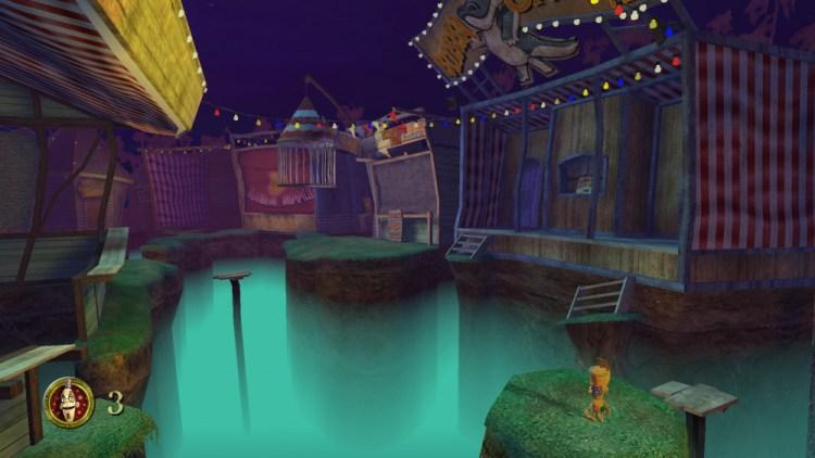 Voodoo Vince Remastered Screenshoot