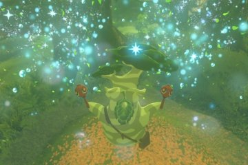 The Legend of Zelda: Breath of the Wild 1.1.1 Patch - The Outerhaven