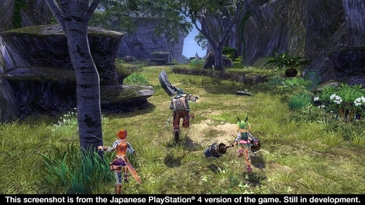 Ys VIII: Lacrimosa of Dana screenshot02