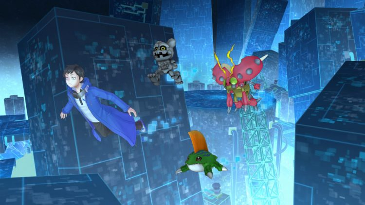 Digimon, Digital Monsters, Digimon are the Champions!