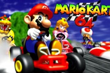 Mario Kart 64 is Overrated