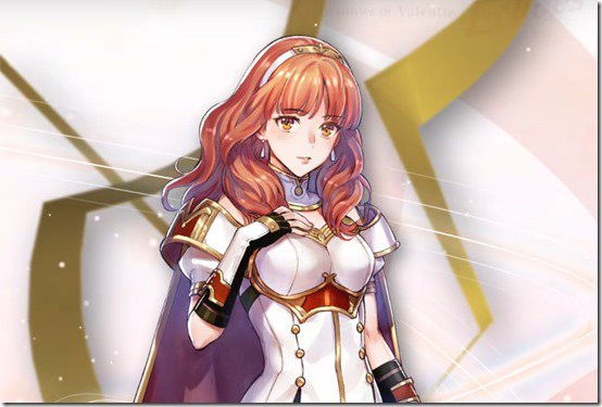 Fire Emblem Heroes Celica